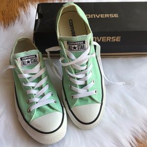 💥NWT💥CONVERSE ALL STAR CT OX in Peppermint